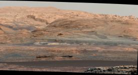 марсиански дюни