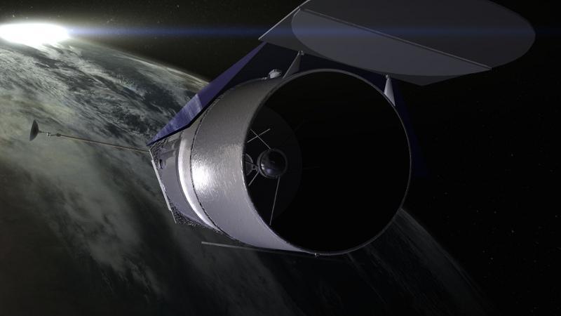 © NASA's Goddard Space Flight Center/CI Lab