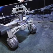Audi Lunar Quattro. PTS