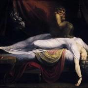 """Хенри Фюсли, """"Кошмарът"""" (1781). Wikimedia Commons"""