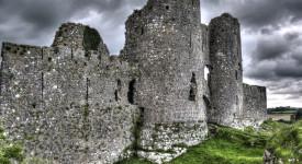 Замъкът Рош. Wikimedia Commons