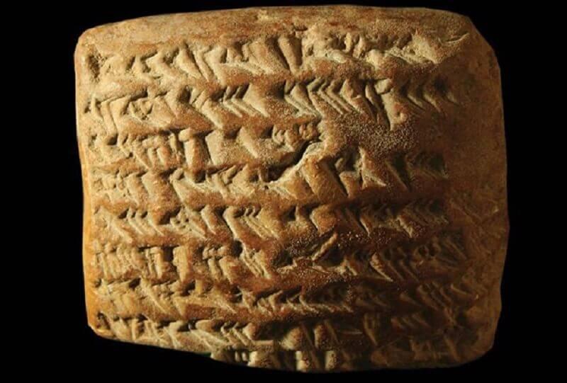 Вавилонски клинопис. Mathieu Ossendrijver, Science