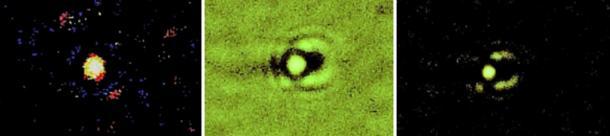Невидими земни обекти от втори вид.
