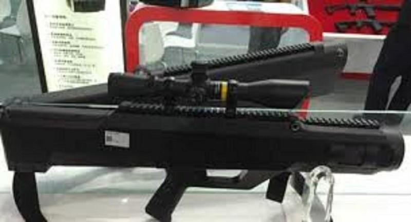лазерни пушки