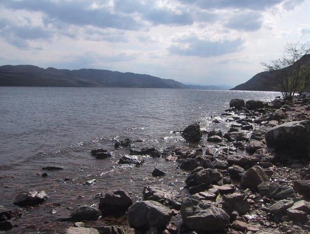 Изглед към езерото Лох Нес. Wikimedia Commons