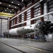 ракетата на SpaceX