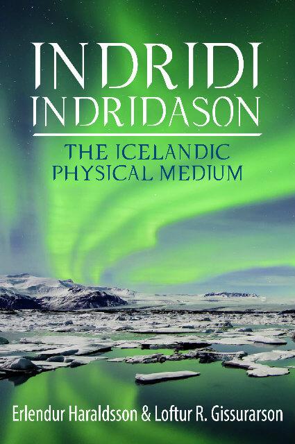 Индриди Индридасон, исландският медиум