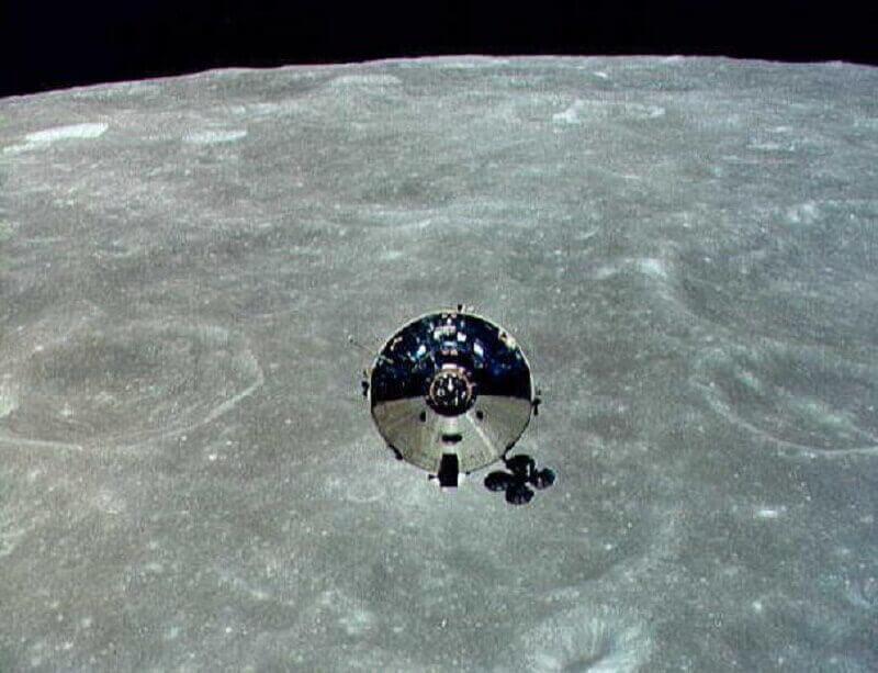 Откриха лунния модул на Аполо 10, изстрелян в космоса преди 50 ...