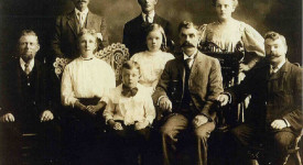 стара семейна снимка