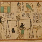 древен египет, съд
