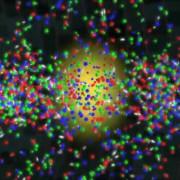 кварк-глуонна плазма, първична супа на Вселената