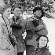 групата на Дятлов