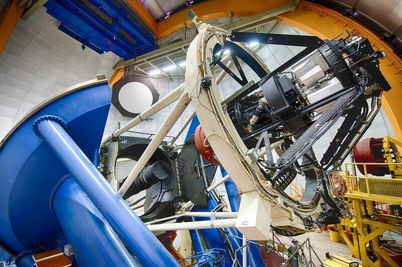 Камерата DEC. © Reidar Hahn/Fermilab