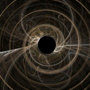 черна дупка, Вселена, пространство-време, струни