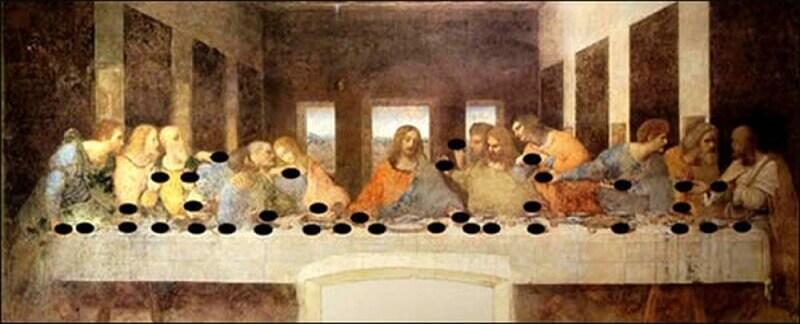 музиката на Тайната вечеря