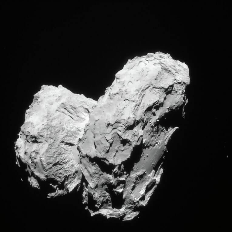 © ESA/Rosetta/Navcam