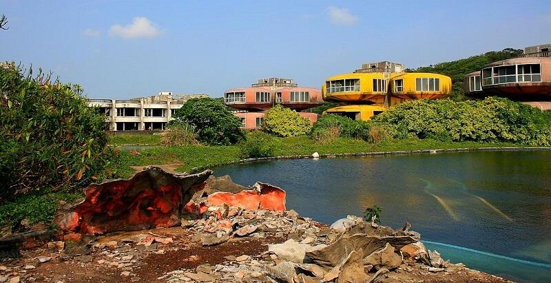 изоставени градове