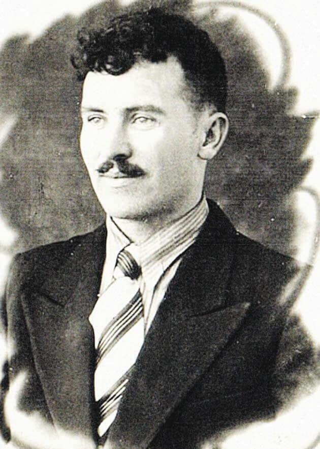 Семьон Золотарев загива, а съдбата на неговия син (снимката долу) е неизвестна. Снимка: Архив на Фондация в памет на групата на Дятлов