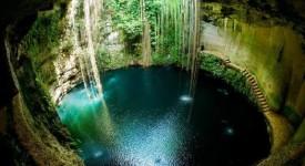 сеноте Ик Кил Мексико Юкатан
