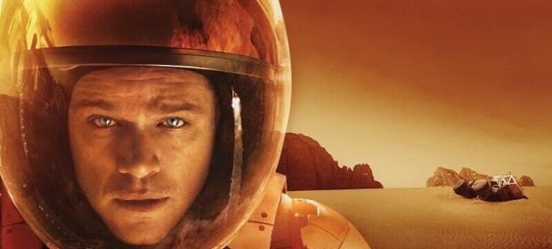 """Кадър от филма """"Марсианецът"""" на Ридли Скот"""