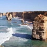 Дванадесетте апостоли – една от главните забележителности на щата Виктория, Австралия. WikimediaCommons