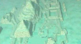 подводни пирамиди Бермудски триъгълник
