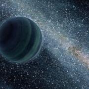 Възможно е именно така да изглежда Планетата Х. © NASA