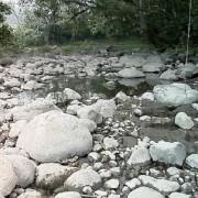 река изчезна