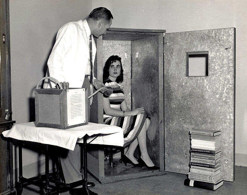 Оргонов акумулатор. FDA / Wikipedia