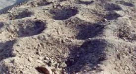 дупки, Наска