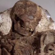мумия майка с дете