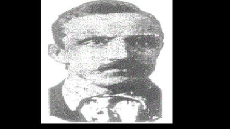 Екзекутираният през 1918 г. Роберт Прагер.