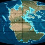 Пангея, суперконтинент