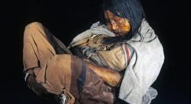 Мумията на ледената принцеса на инките. © Johan Reinhard