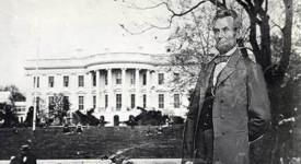 призрак на Линкълн