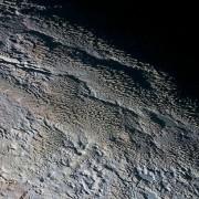 Мечовете на повърхността на Плутон. © NASA/JHUAPL/SwRI