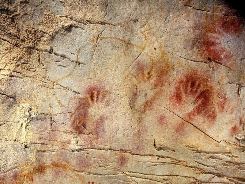 Пещерата Ел Кастильо. © Pedro Saura via Science/AAAS