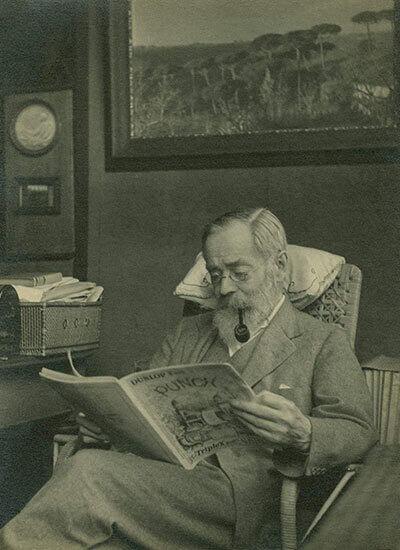 Джордж Паркър Бидер