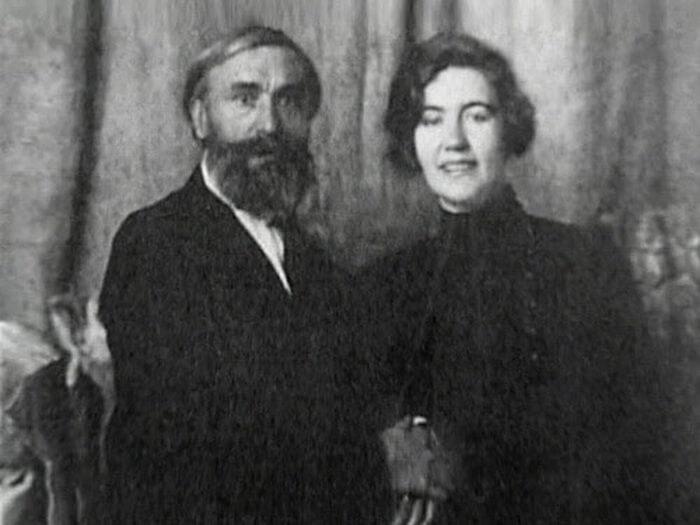 Маргарита и Сергей Коньонкови