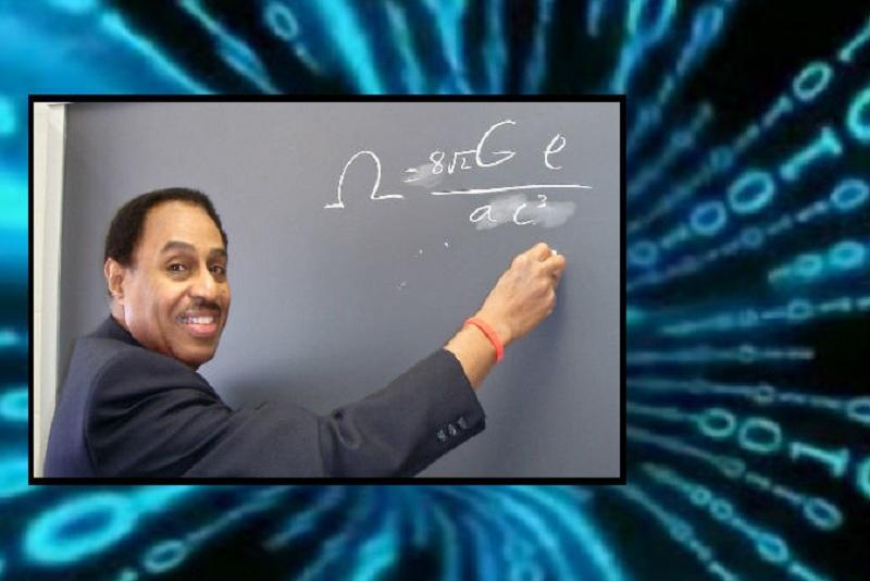 Dr. Ron Mallett