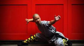 монах от Шаолин, кунг фу