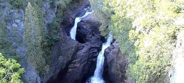 водопади Дяволски котел, Минесота