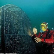 Хераклион, Египетска Атлантида