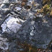 Древното дъно на кратера Съдбъри. ©  Mark Jirsa, Minnesota Geological Survey