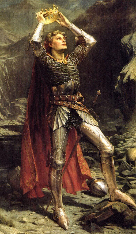 Крал Артур, Charles Ernest Butler (1903)