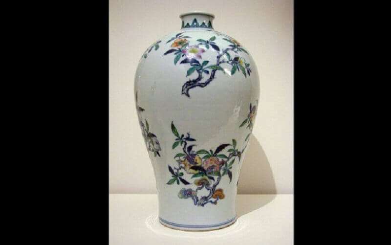 китайска ваза