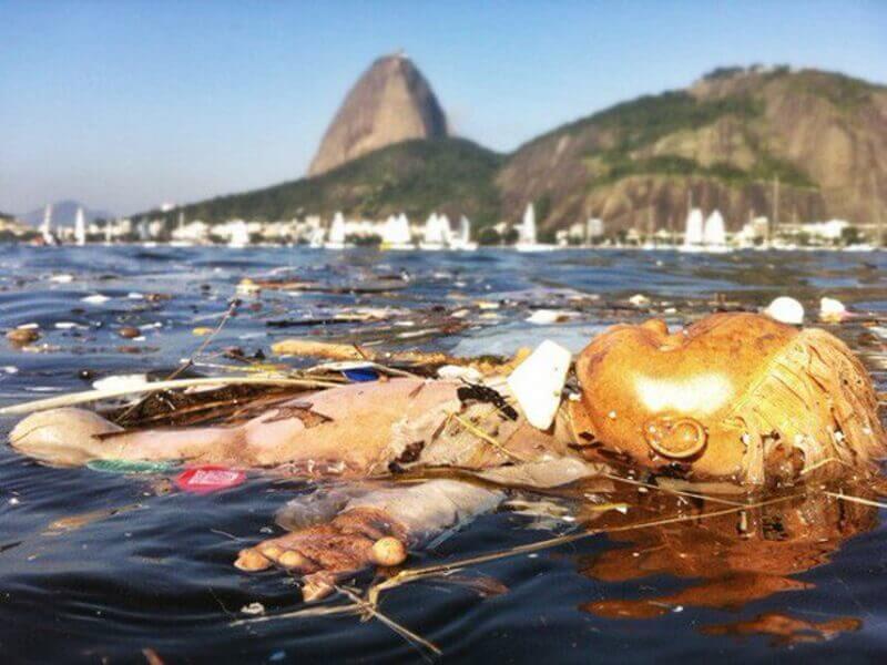 Рио де Жанейро, залива Гуанабара