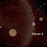 Планетата Х, деветата планета