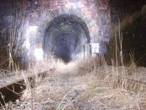 подземен нацистки тунел