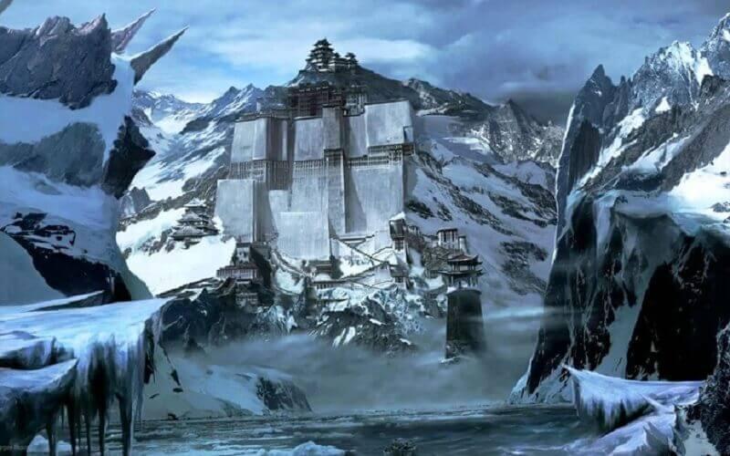 древна цивилизация Антарктида